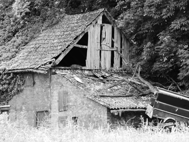 Lost Place Frentrop